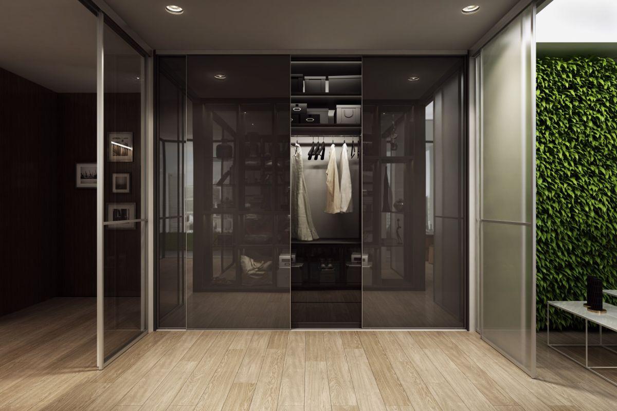 A może garderoba zrobiona na wymiar? Zabuduj kawałek przestrzeni i stwórz swój prywatny kącik.